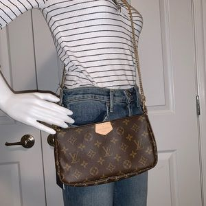 Louis Vuitton Multi Accessoires Large Pochette NEW